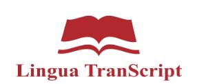 Lingua TranScript  - cursuri de engleză