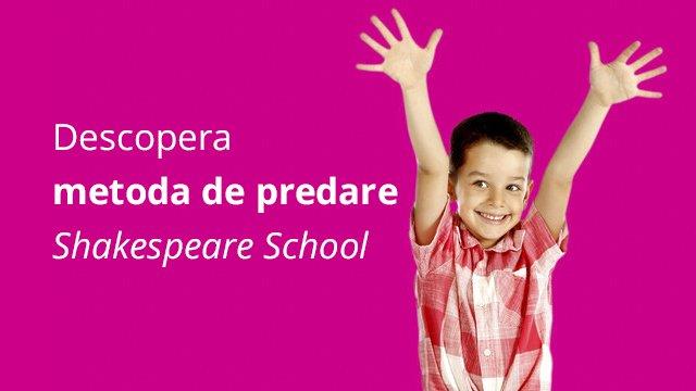 Shakespeare School - cursuri de engleză